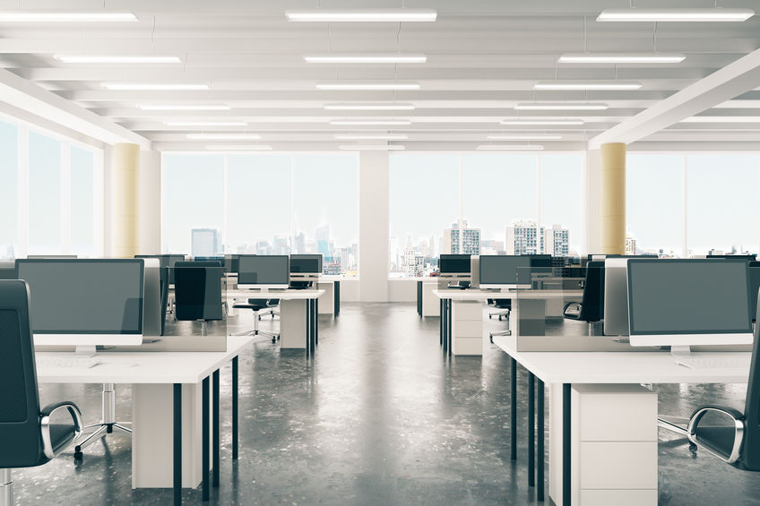 office real estate trends