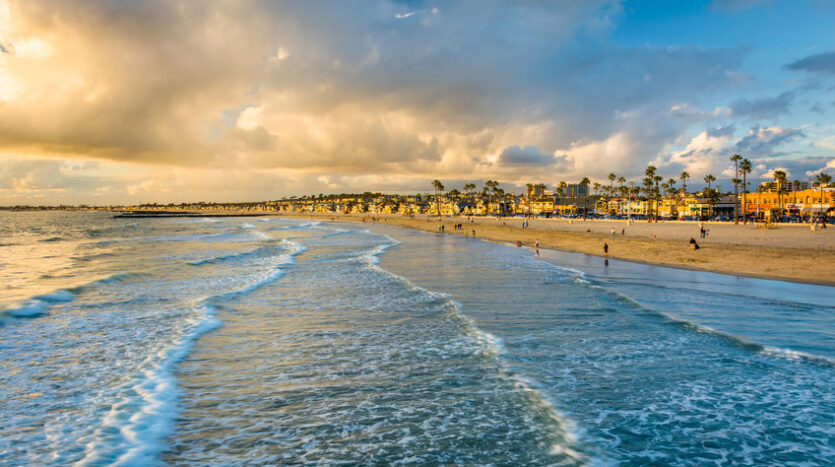 newport beach real esate